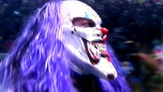 lucha libre aaa nuevos psycho circus dave the clown murder clown monsther clown