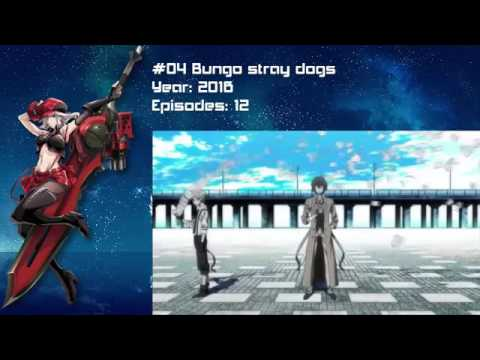 Top 10 Action Harem School Romance Fantasy Anime