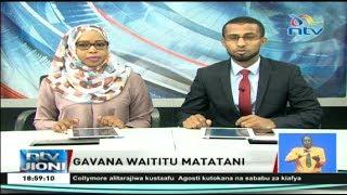 HIVI SASA: NTV Jioni na Nuru Abdulaziz na Harith Salim