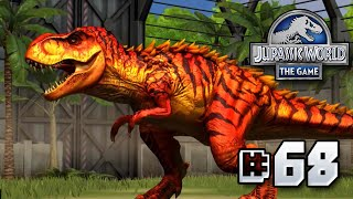 MAX EVERYTHING!! || Jurassic World - The Game - Ep 68 HD