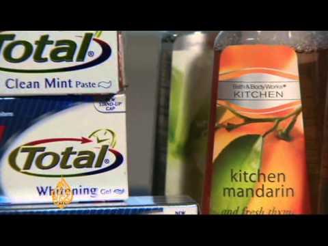 US probes antibacterial soap health risks
