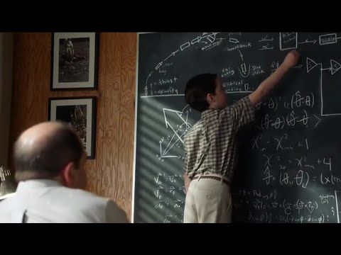 SHELDON AND THE PHYSICIST