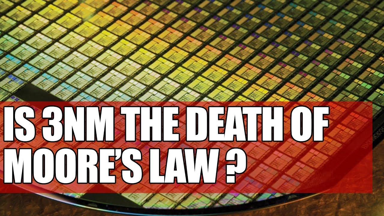 Download Is 3nm The Death of Moore's Law ? | Examining The Modern Transistor & Process Technology