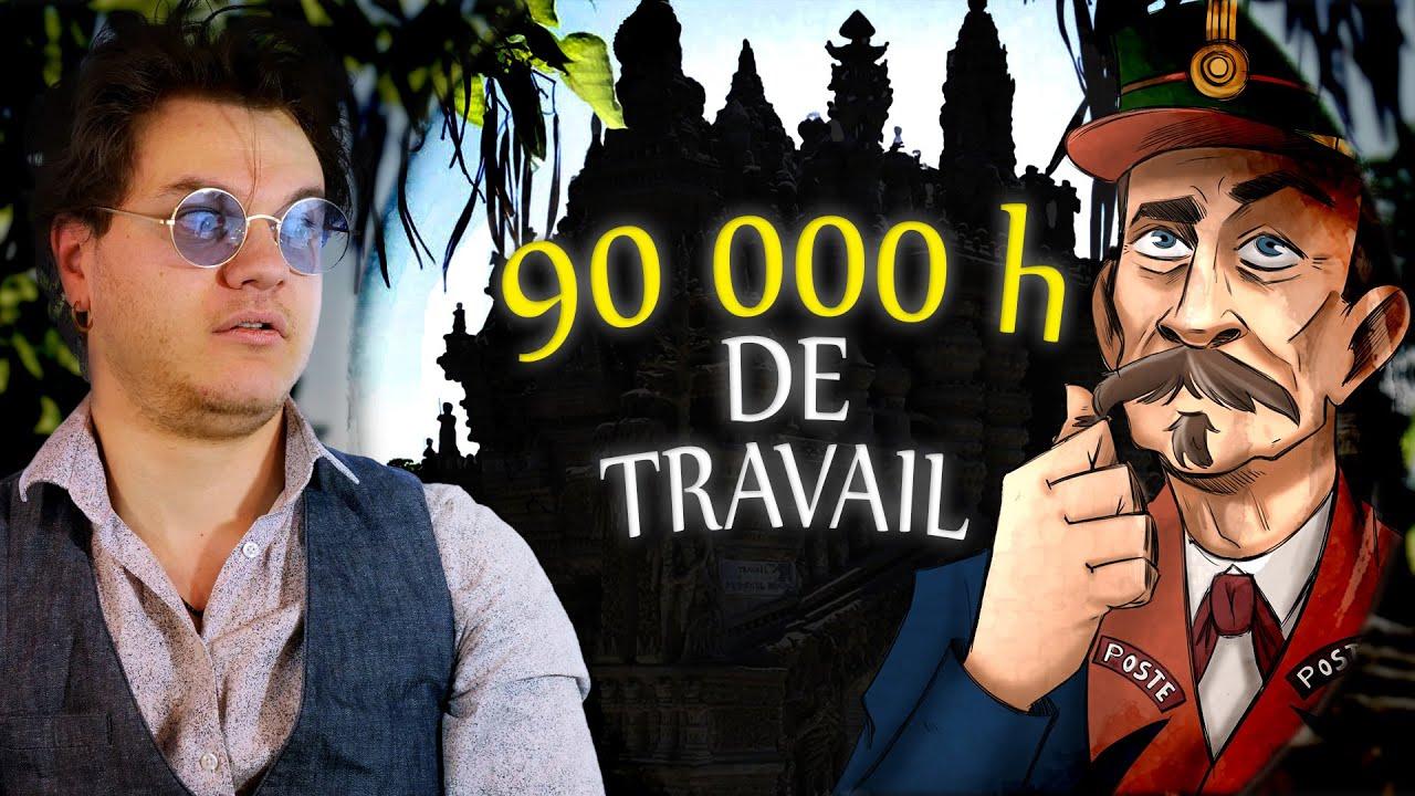 Download L'Homme Qui a Construit Seul le Palais de Ses Rêves, Littéralement ! (BULLE : Facteur Cheval)