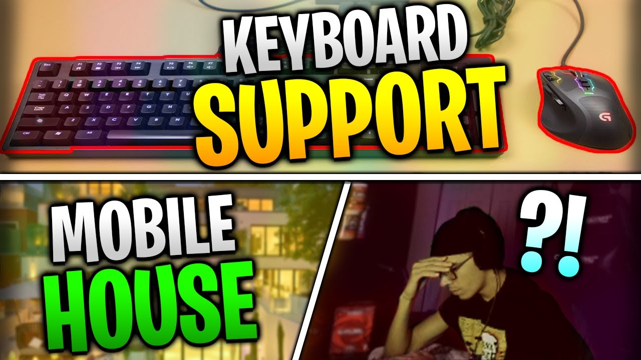 Fortnite Mobile News | Keyboard and Mouse Support, Mobile Mansion, $25K Loss, AND MORE!