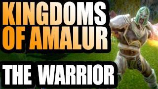 The Warrior - Kingdoms of Amalur: Reckoning Gameplay