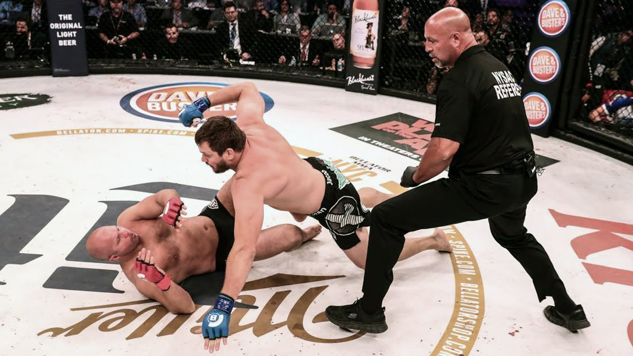 Fedor Emelianenko may have a rematch with Matt Mitrione