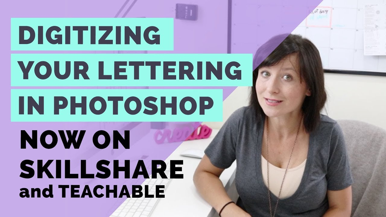 Digitize in Photoshop — TwoEasels