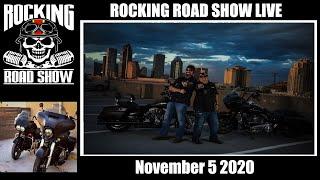 Rocking Road Show Live: Covid Roads!!!!!