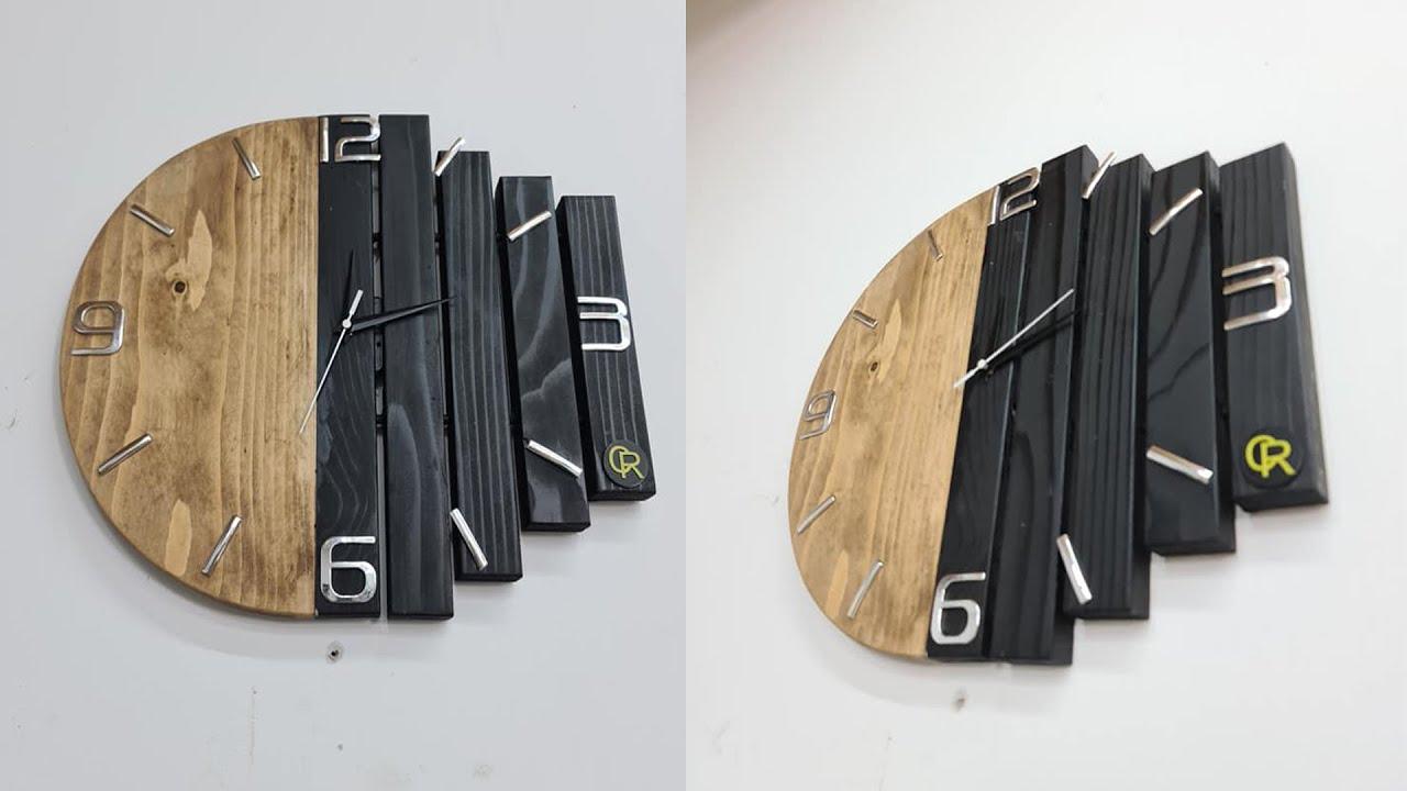 Zidni sat na poklon | Wall clock as a gift