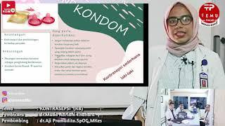 Temupakar | Cara Memilih Kb Yg Tepat (kontrasepsi)| Bedah Buku Sarwono |dr Aji Spog.mkes&dr Madriani
