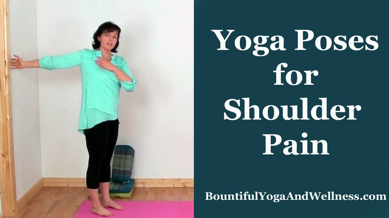Yoga Poses for Shoulder Pain, Neck, and Upper Back Relief ...