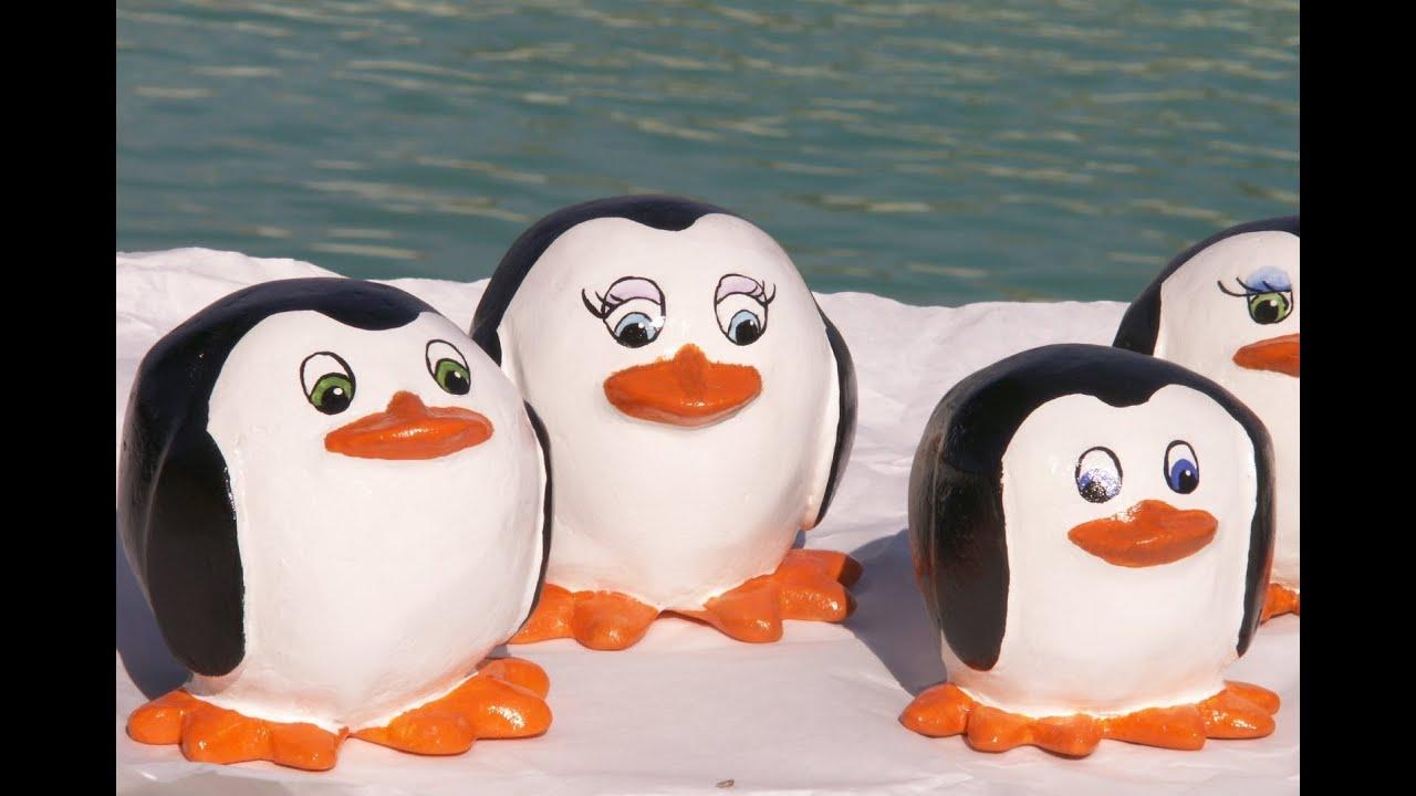 how 2 make your own whimsical penguin youtube