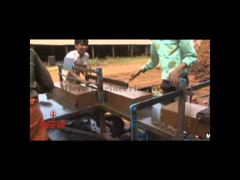 Automatic Clay Bricks Making...