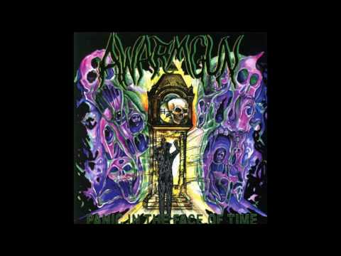 AWarmGun- Panic in the face of time (Full) grindcore/powerviolence