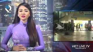 Nam sinh viên tử vong trong sân trường Hutech, nghi do bê tông rơi