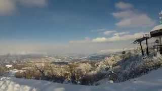 Nozawa Onsen Riding & Snow Monkeys