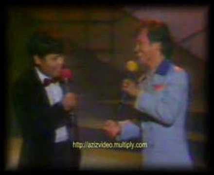 A RAMLIE & JEFRYDEEN IN 1984