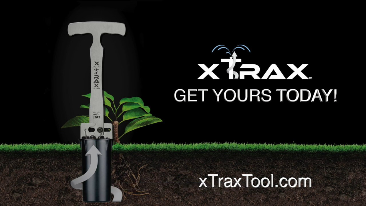 xTrax - How to remove, repair and replace sprinklers in less than a minute  without digging