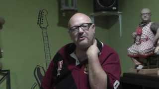 Dos hombres solos sin punto com ni na.... Teatro Alameda (vídeo 1)