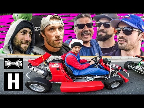 Go Karts in Tokyo, Alex Rossi at LBGP, and Life-Saving Advice from Dan