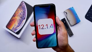 iOS 12.1.4 Released! You NEED To Update!