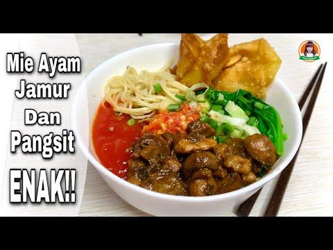Resep membuat mie ayam sederhana ala Dapur Rizeki Pertama-tama bahan yang diperlukan Bahan: -Bawang merah 8biji....