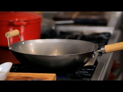 How to Season a Wok | Asian Cooking