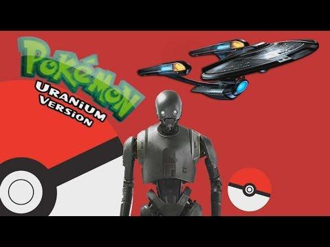 New Pokemon Game! Rogue One Trailer! and Star Trek!