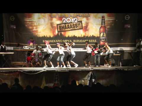 FIESTA 2012 MWANZA - THT DANCERS 1