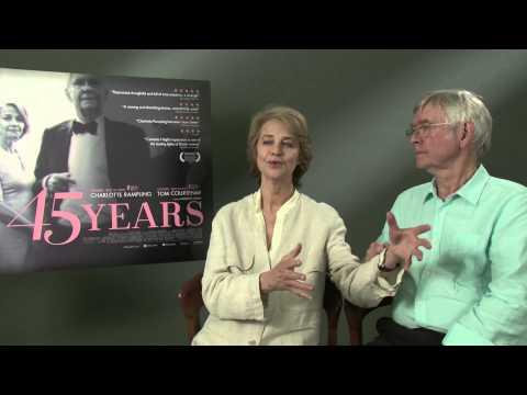 Charlotte Rampling And Tom Courtenay On 45 Years  Empire Magazine