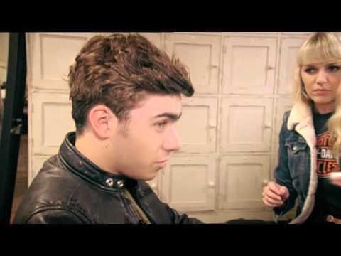 The Wanted: Revealed - Part 6 - Nathan Interview