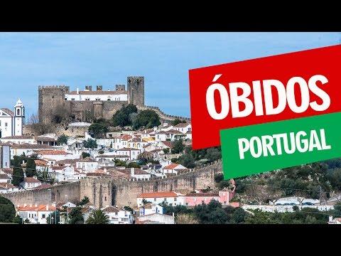Visita a Obidos   Portugal