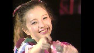 ライブビデオ「高橋由美子コンサート'92 夏だ!由美子だ!全員集合!」より...