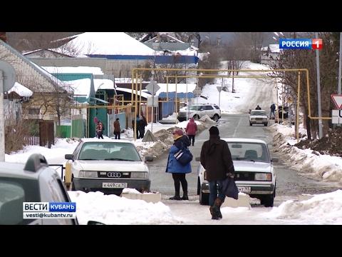 Морозы на Кубани получили статус опасных