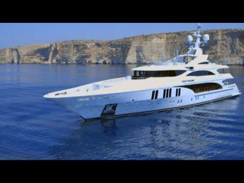 Il 55 metri Benetti Ocean Paradise, il più grande yacht del Cannes Yachting Festival 2014
