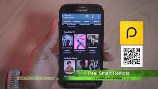 Peel Smart Remote (Android App Review)