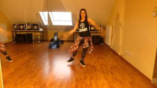 TUMBAYE  Oscarcito - ZUMBA Choreo by Zumba by Sara