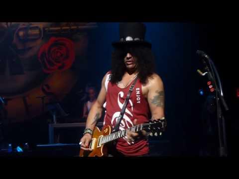 Guns N' Roses - Mr. Brownstone Live Apollo Theater, New York HD ( Soundboard )