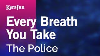 Karaoke Every Breath You Take - The Police *