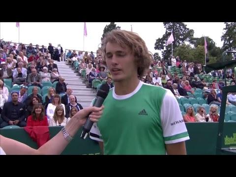 Day 3 - Match 3: Alexander Zverev (GER) v Thanasi Kokkinakis (AUS)