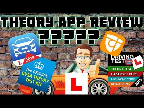 Top 3 Driving Theory Test Apps Reviewed 2019