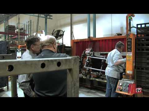Cybex Factory Tour 2014