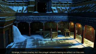 Lost Horizon Walkthrough Part 23 -Somewhat Tangled Cables-