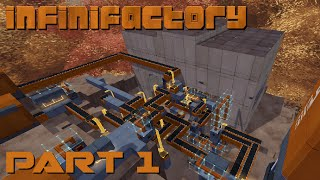 Outsourcing Labor (Infinifactory - Gameplay - PC - Part 1)
