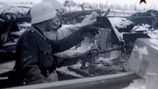 Висло-Одерская операция. Прорыв
