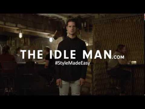THE IDLE MAN #StyleMadeEasy - Rock