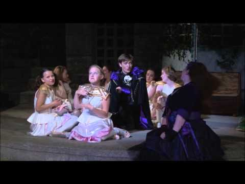 Oh Why Am I Moody And Sad? - Ruddigore At The Minack Theatre 2012