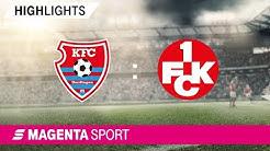 KFC Uerdingen - 1. FC Kaiserslautern | Spieltag 31, 18/19 | MAGENTA SPORT