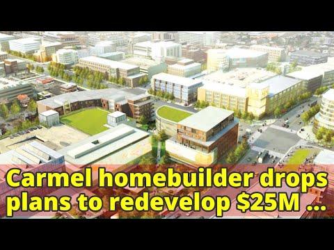 Carmel homebuilder drops plans to redevelop $25M Simon estate